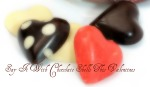 Hand made Chocolate Hearts