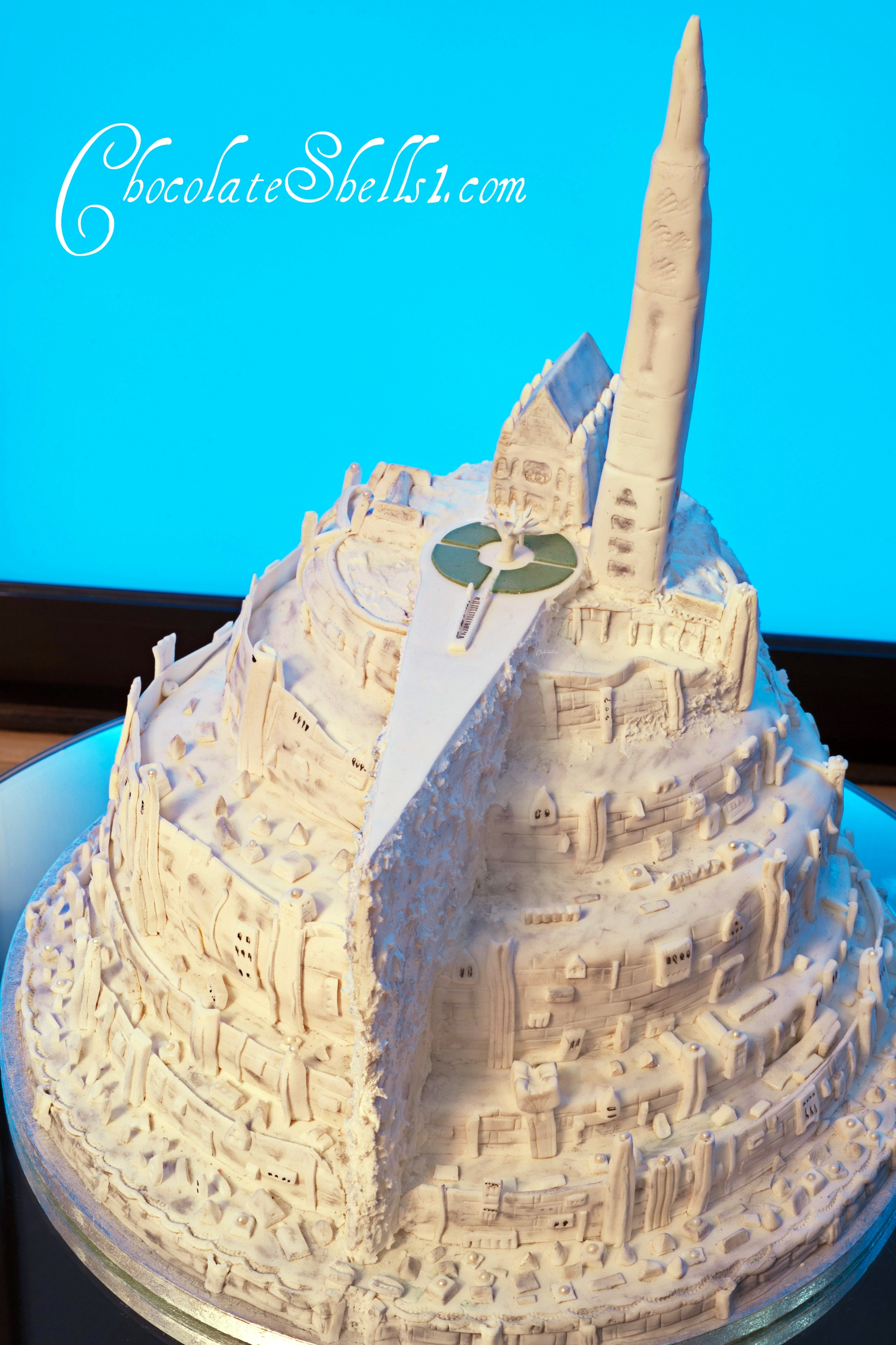 13 of the Geekiest and Most Spectacular Wedding Cakes in the World ...