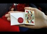 Edible Playing card from The Fat Duck
