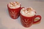 Hot Chocolate, Toffee aroma whisked milk top