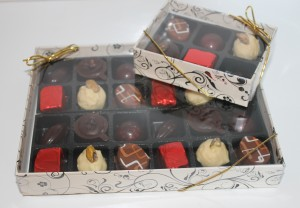 Gift Boxes - truffle selection 6 or 12